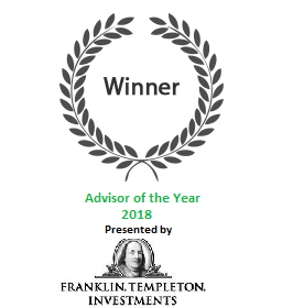 Advisor of the Year - 2018